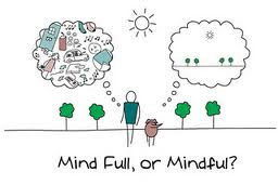 February Focus – Mindfulness