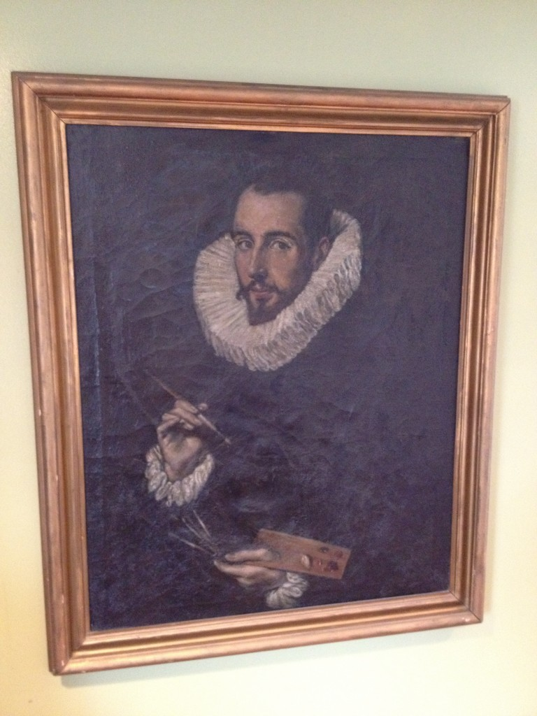Little Things – El Greco