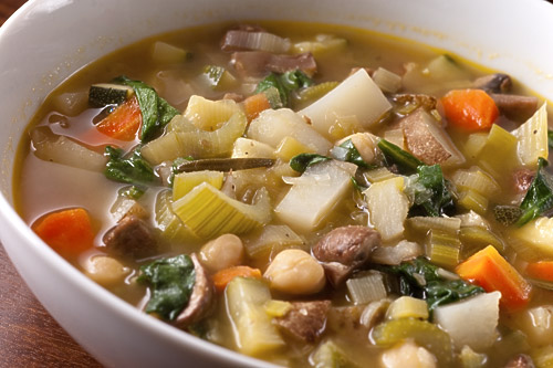 Recipe of the Week – Go To Vegetable Soup