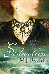 Win a Fantine Necklace and Manuscript Page from Seduction!